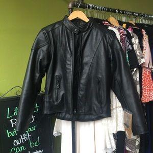 NWT River Road Motorcycle Jacket